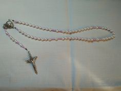 New Kids Rosary by LoveandReloved on Etsy