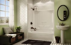KDTS 3260 Alcove or Tub showers bathtub - MAAX Professional our new tub in February