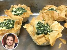 Alex Guarnaschelli Blogs: My Recipe For Bite-Sized Spinach and Phyllo Cups http://greatideas.people.com/2016/04/05/alex-guarnaschelli-recipe-spinach-phyllo-cups/?xid=rss-topheadlines