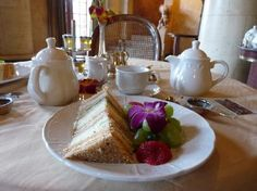 Enjoy Tea Time at the Biltmore Hotel in Coral Gables every weekday afternoon. Socialize and taste the delightful finger sandwiches and fresh fruit.