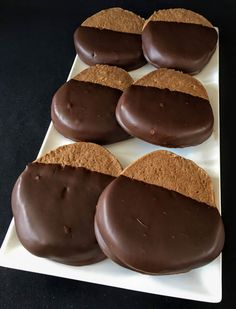 Decadent cookies packed with coffee and chocolate flavor