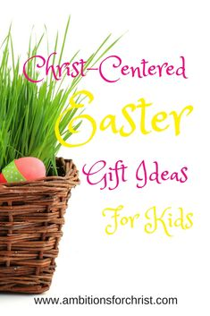 10 religious easter basket ideas amazing christian gift ideas to include in your kids easter basket negle Gallery