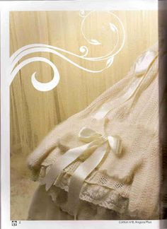 el blog de anamary: vestido de bautismo en tricot... Bathroom Hooks, Baby Knitting, Blog, Album, You Are Special, Mesh, Recipe, Baptism Gown, Dresses For Christening