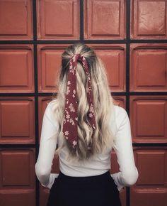 Lenços para usar no cabelo