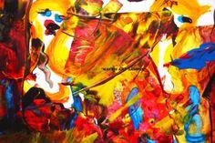 *Kayem Art Poster Blondinen Hochglanz handsigniert