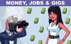 Kim Kardashian: Hollywood game money, job and gig cheats.