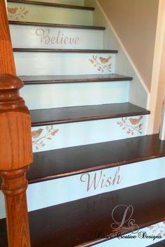 A Staircase Redesign