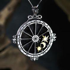 (Pinned by Krystalle/DeviousRose) http://www.ka-gold-jewelry.com/images/products-500//trinity-talisman/trinity-g-s914.jpg