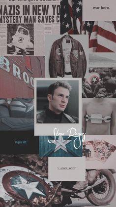 """MARVEL Wallpaper on Twitter: """"Avengers (Male) 1/7 Tony Stark 🛠 Steve Rogers 🛡… """""""