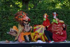 Κουκλοθέατρο και παντομίμες από όλο τον κόσμο στους δρόμους το Κιλκίς - http://ipop.gr/themata/vgainw/kouklotheatro-ke-pantomimes-apo-olo-ton-kosmo-stous-dromous-to-kilkis/