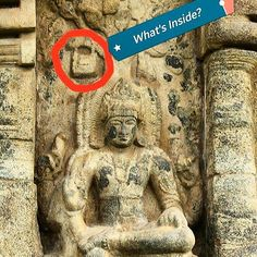 Mysterious handbag carved in an Ancient Hindu Temple -  What could have been inside this? Watch the video on youtube - Link in Bio #ancientindia #ancientcarvings #india #gods #lordshiva #handbag #indiangods #ancienthandbags #mesoamerica #sumerian #Tamilnadu #temples #Ancienttemple #ancientsites #ODTravels #instadaily #followme #discover_india #incredibleindia #extraterrestrials #ancientaliens #praveenmohan