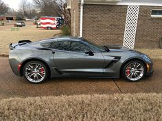 The legendary Chevrolet Corvette - Awesome Indoor & Outdoor Corvette Grand Sport, Chevrolet Corvette, 2015 Corvette, Pontiac Gto, Mustang, Amazing Cars, Awesome, Fast Cars, Sport Cars