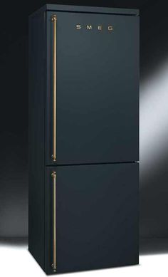 I shouldn't love a refrigerator so much. But I may sell an arm for this.