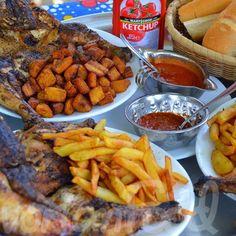 On est au kohi  Invitez vos amis  #IvorianFood on partage! #BASSAM