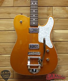 Fender Custom Shop Master Built John Cruz Telecaster Chambered Bigsby Telecaster Walnut Oil Tinted Copper Top and Aged Cherry Back 9015000137