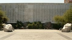Santiago de Chile, Cementerio General, Monumento a Detenidos Desaparecidos