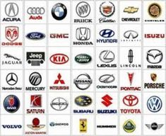 All Cars Logo With Name Brand Logo Pinterest Cars Car Logos