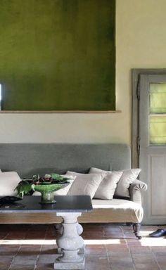 Green & gray ♡ teaspoonheaven.com
