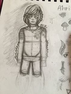 Hey guys, can you please give me some constructive criticism on what I should do my creepy pasta OC. His name is Ahri and a sea monster/nymph. Do please your feedback is needed.