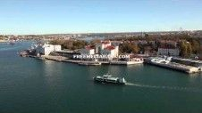 View of the city of Sevastopol. Free HD stock footage. http://www.freemediabank.com/view-of-the-city-of-sevastopol-free-hd-stock-footage/