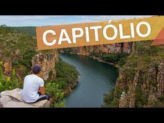 Capitólio (Brasil) – O que fazer e onde se hospedar na região | 3em3 | Vídeos de Viagem e Turismo | Viaje conosco em 3 minutos!