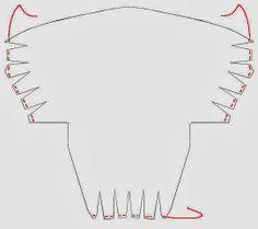 Patrón gratis turbante y tutorial chaqueta (el tiempo entre costuras)