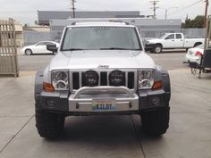 2006 Jeep Commander AEV BUILT! - Page 2 - American Expedition Vehicles - Product Forums