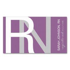 191 best nurse business cards images on pinterest in 2018 business textured registered nurse choose background color business card colourmoves