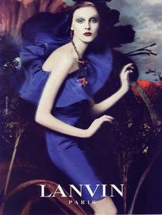 Lanvin Spring 2008 ad