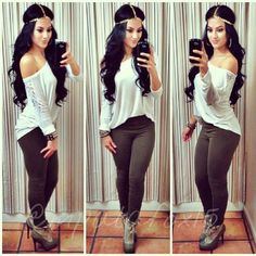 242 Best Jet Black Hair Extensions Images Cute Outfits Fashion