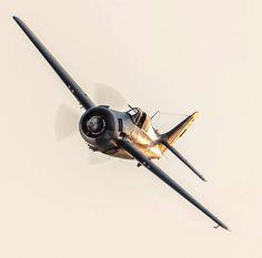 Grumman F4F Wildcat for the 75th anniversary of Guadalcanal © @markfingar