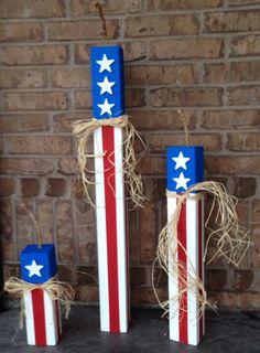 Firecracker decorations