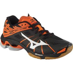 No matter what your team colors are we've got your feet covered! The Mizuno Wave Lightning Z Volleyball Shoes comes in 9 colors!  SportsAuthority.com