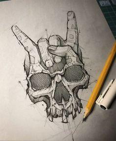 Hand cranium