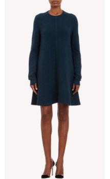 Proenza Schouler Flared Sweater Dress