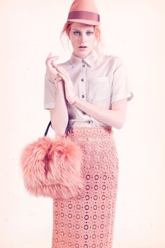 Quinta Witzel by Justin Hollar for Nylon March 2012
