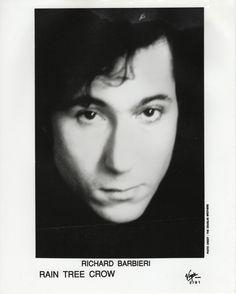 Richard Barbieri Press release 1991