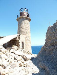 Aforesmenos lighthouse, Lasithi Crete, Greece