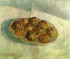 Vincent van Gogh Landscape at Saint-Remy Field with Peasant Print Poster 19x13