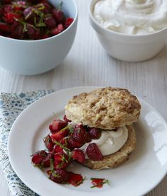 The Truth About Farm-to-Table Cooking - Chef Jenny McCoy Strawberry Shortcake