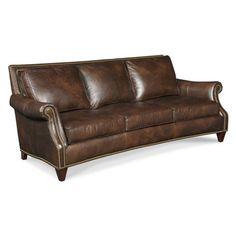 Bradington-Young Bates Stationary Sofa