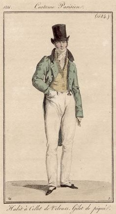 Costume Parisien 181