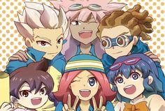 Read Chi sarà il/la tuo/a fotografo/a per un giorno? Inazuma Eleven Go, Some Pictures, Doujinshi, Kawaii Anime, Manga Anime, Anime Guys, Hurley, Chibi, Evans