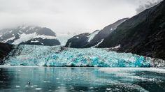 A moody day at the glacier. Whittier Alaska [OC][51842920] #reddit