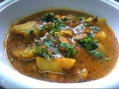 Aloo Paneer Curry