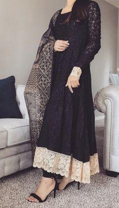 Stylish Dresses, Simple Dresses, Beautiful Dresses, Stylish Suit, Formal Dresses, Ethnic Outfits, Indian Outfits, Dress Outfits, Fashion Dresses