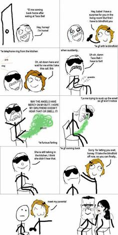 Best of rage comic