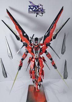 1/100 Unit 03 Arche Vita Gundam - Custom Build