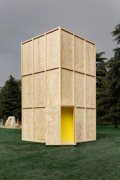 XXI Triennale di Milano. Pavilion