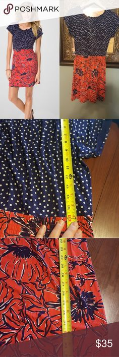 Lily Putlizer Kelsey dress EUC AM Awesome dress from LP in a great, bright print. Dress is so soft.  Very minor wear at arms. Lilly Pulitzer Dresses Midi
